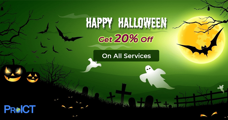 ProICT-Halloween-Offer