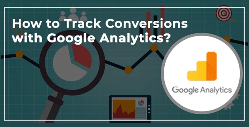 Track Conversions on Google Analytics
